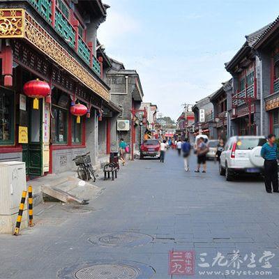 北京旅游 去这几个景点感受老北京气息