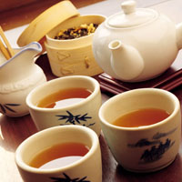 治疗头晕目眩的郁芦茶