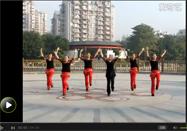 最炫民族风广场舞正面教学附分解动作