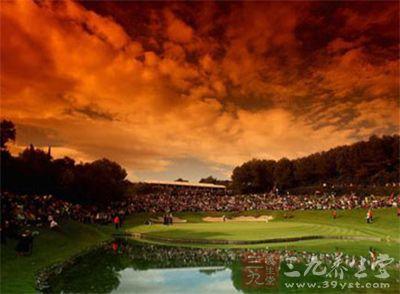 高尔夫球场 盘点欧洲十佳高尔夫俱乐部