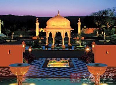 歐貝羅伊是印度三大酒店集團之一