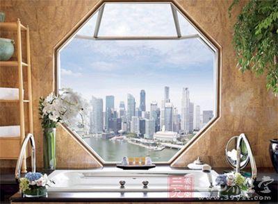 可享受欣赏新加坡天际线和滨海湾美景的乐趣