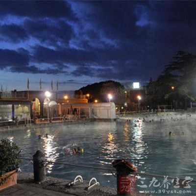 埃爾丁溫泉自封為歐洲大的溫泉水療中心