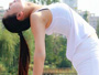 白领练瑜伽好