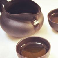宣肺祛痰止咳的白果夏茶