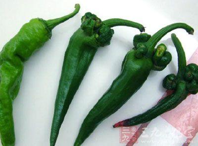 这种畸形辣椒要少吃或伤害身体