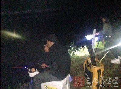 夏季钓鱼 夏季在夜间垂钓的5个技巧