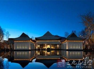定位为city resort的安缦颐和这次开在了北京颐和园边上