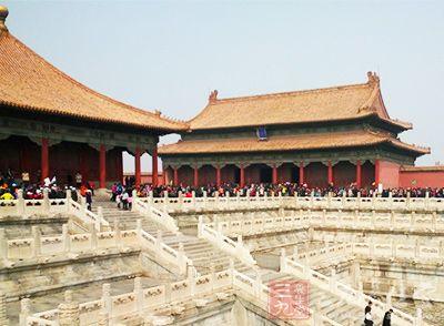 故宫,又名紫禁城