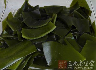 海带是一种营养价值比较高的蔬菜
