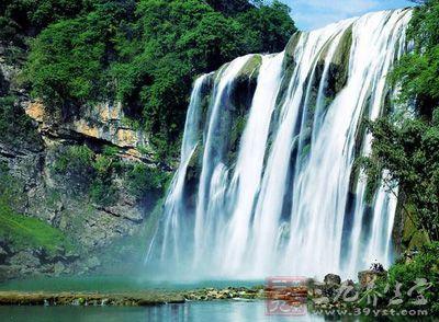 旅游好去处 端午去这些地方看瀑布
