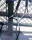 学习五个网球单打技术