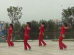 火火的姑娘广场舞