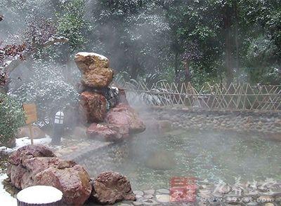 东南亚温泉 这些温泉值得泡一泡