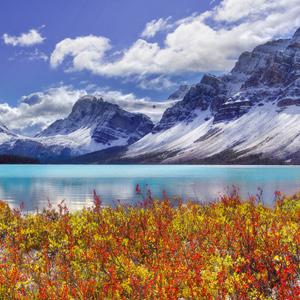 加拿大旅游 游加拿大就去班夫国家公园