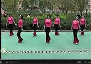 荷塘月色广场舞周思萍动作分解教学视频