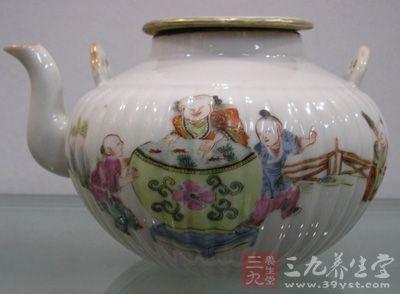 茶具知识 介绍10种常见的茶器图纹