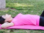 瘦身瑜伽动作