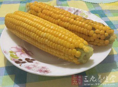 经常吃玉米可以健脑