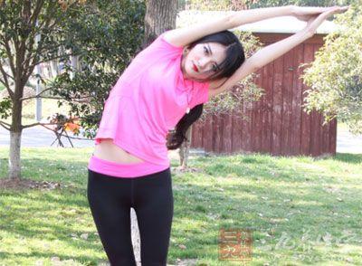 瘦腰运动 教你瘦腰的小方法(2)