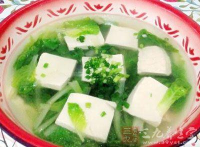 豆腐汤的做法 夏天吃这清淡豆汤好