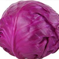 紫甘蓝的营养价值 吃紫甘蓝能预防皮肤病