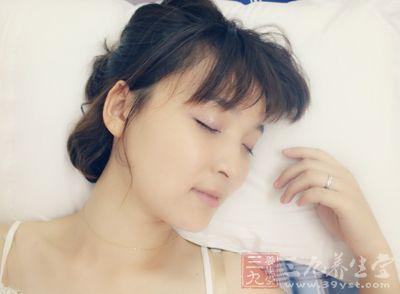 失眠可能是心理疾病的信号针对睡眠做调节