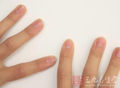 通过指甲看健康