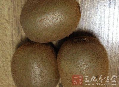 猕猴桃的功效 吃这物能有效祛斑抗衰老
