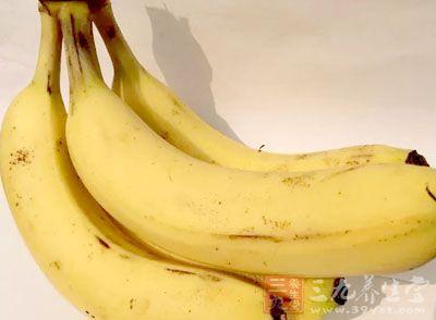 香蕉的功效 这一食物能有效预防高血压