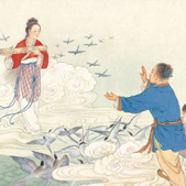 七夕乞巧习俗的历史演变