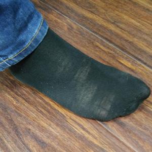 脚底的细菌太多要靠它去除