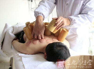 拔罐是中医一种治疗疾病的方式