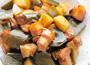 红烧肉炖海带 美味鲜香营养