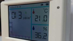 家用PM2.5检测仪靠谱吗