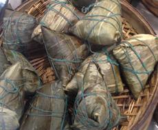 胃酸過多別吃粽子 如何正確的吃粽子