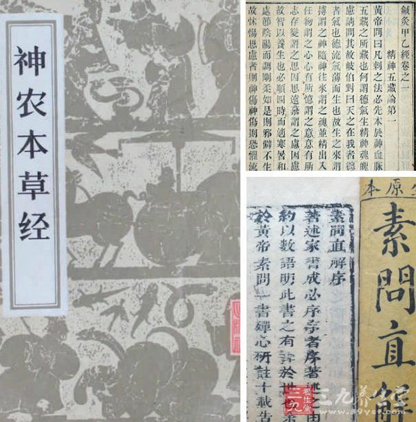 新罗置医学博士二人,以中国医书《本草经》、《甲乙经》、《素问》、《针经》、《脉经》、《明堂经》、《难经》等科目教授学生。