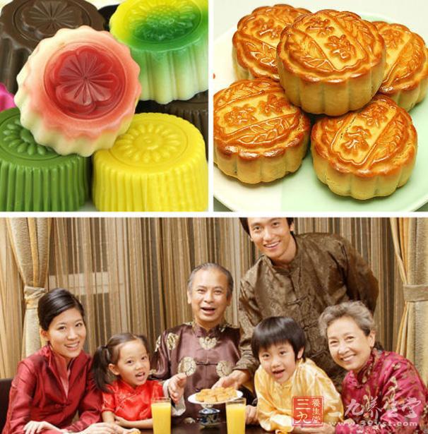 中秋节吃月饼有讲究 怎样吃月饼更健康(3)