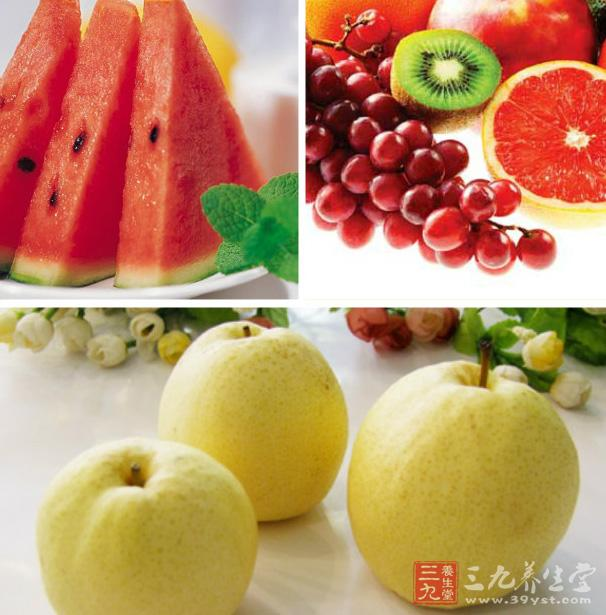 立秋后的寒凉水果应少吃