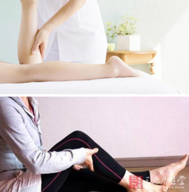 按摩保健 女人减肥美容按摩方法 三九养生堂