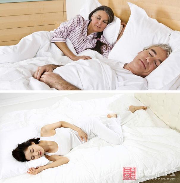 为什么女人睡觉都喜欢夹被子呢(8)