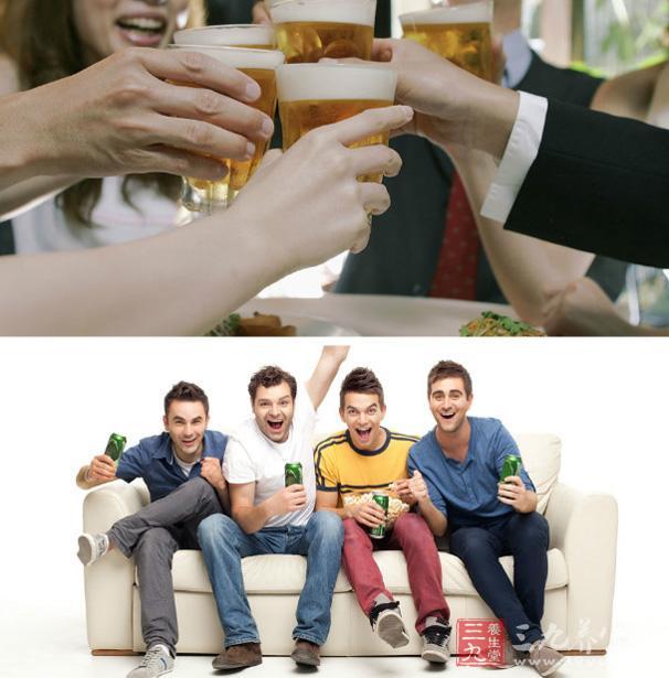 健康饮食 夏季喝啤酒的10个禁忌