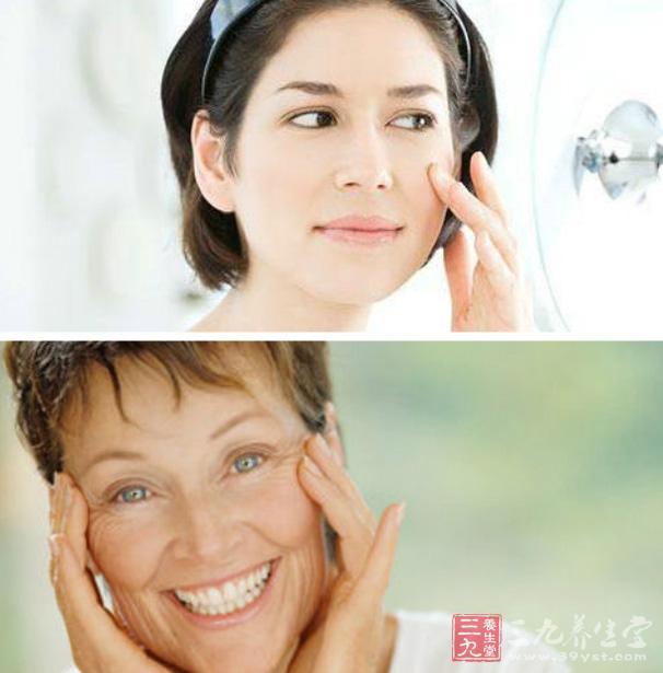 面部脏腑皮肤结构图
