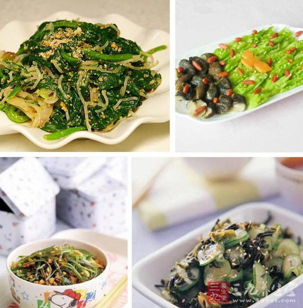 夏季减肥食谱 3款食谱吃出好身材