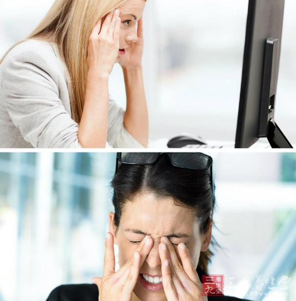 缓解眼疲劳的方法 6个方法可保眼睛无压力