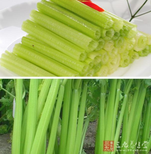 芹菜的营养价值 芹菜怎么做好吃