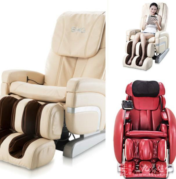 SKG按摩椅 按摩全身保健康