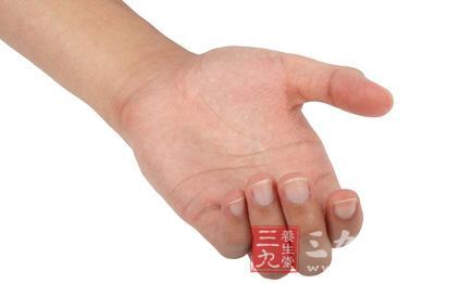 手掌岛纹是什么形状