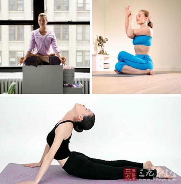 瑜伽是很多MM们最喜欢的一项运动,动作姿势优美。长期练习不仅能够达到减肥瘦身的效果,还能消除烦恼、提高免疫力、改善视力与听力等,对人体健康有着一定的好处。那么,你知道练习瑜伽的最佳时间吗?它有哪些需要注意的事项呢?下面大家就和小编一起来了解一下瑜伽方面的知识吧!