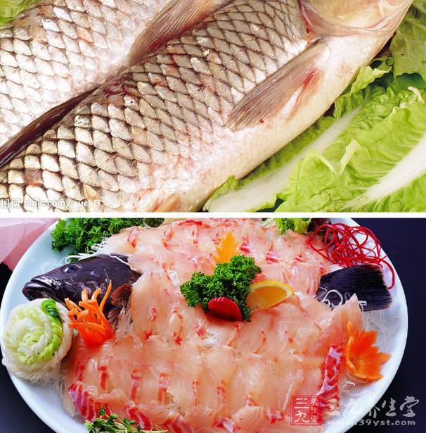 我们餐桌上常见的鳕鱼,大马哈鱼,海鳗,三文鱼,石斑鱼等海鱼,都是异尖